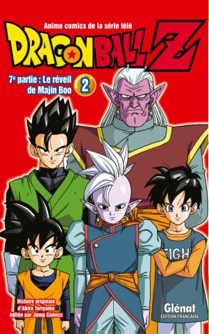 Dragon Ball Z - 7e partie - Tome 02