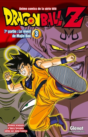 Dragon Ball Z - 7e partie - Tome 03