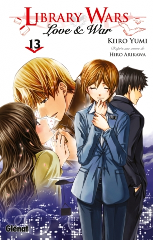 Library wars - Love and War - Tome 13