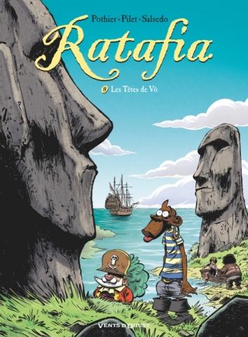 Ratafia - Tome 08