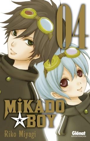 Mikado Boy - Tome 04