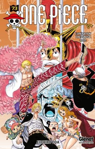 One Piece - Édition originale - Tome 73