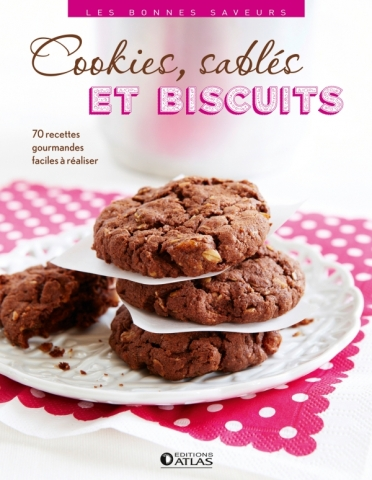 Cookies, sablés et biscuits