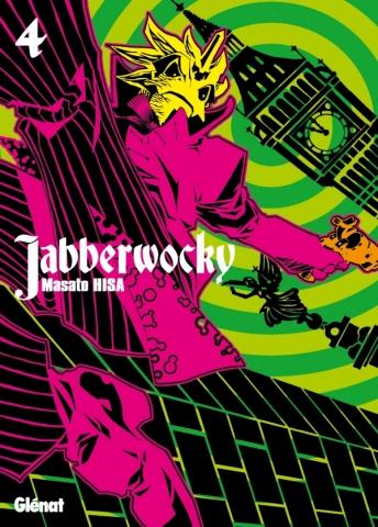 Jabberwocky - Tome 04