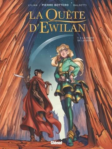 La Quête d'Ewilan - Tome 03