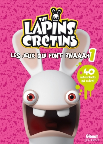 The Lapins crétins - Activités - Les jeux qui font bwaaah 1