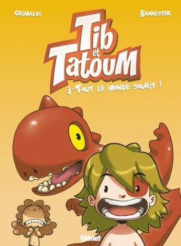 Tib et Tatoum - Tome 03