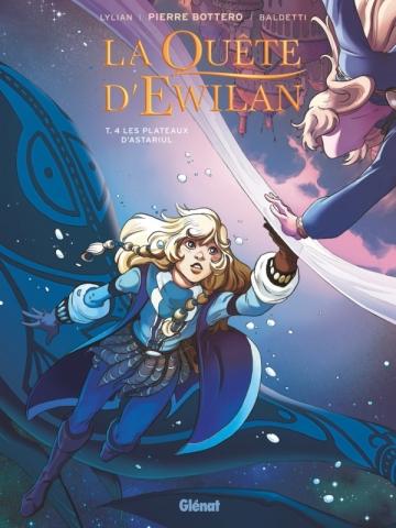 La Quête d'Ewilan - Tome 04