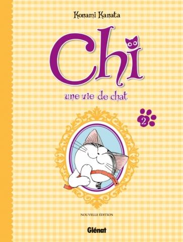 Chi - Une vie de chat (grand format) - Tome 02