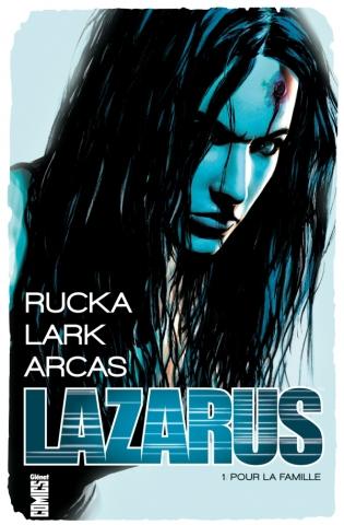 Lazarus - Tome 01