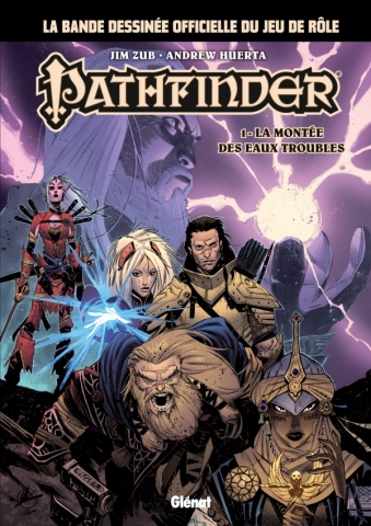 Pathfinder - Tome 01