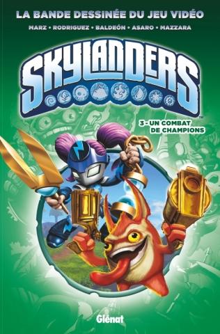 Skylanders - Tome 03