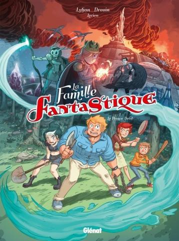 La Famille Fantastique - Tome 01