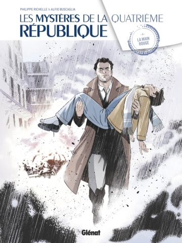Les Mystères de la 4e République - Tome 04