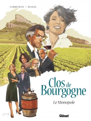 Clos de Bourgogne - Tome 01