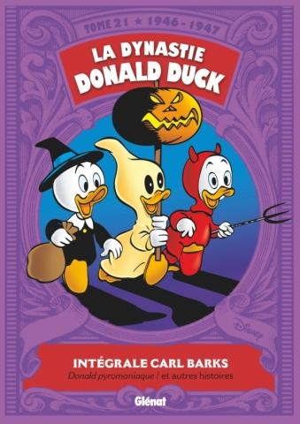 La Dynastie Donald Duck - Tome 21