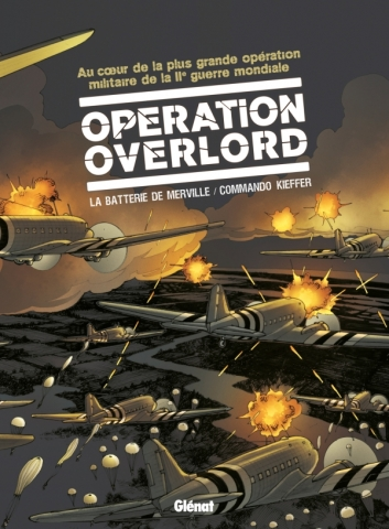 Opération Overlord - Coffret Tomes 03 et 04