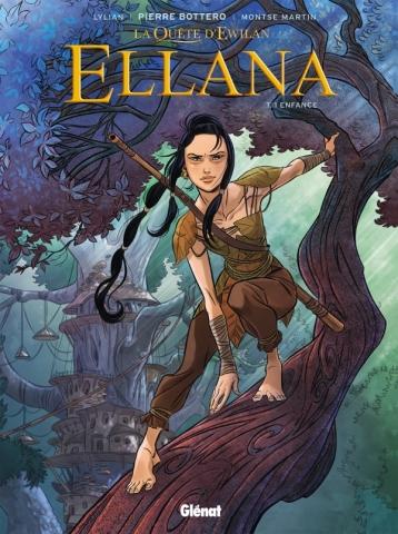 Ellana - Tome 01