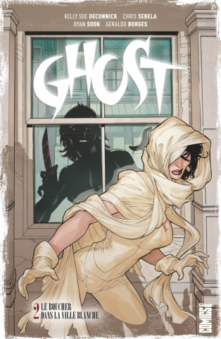 Ghost - Tome 02
