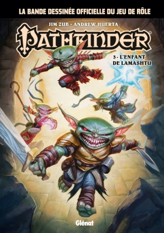 Pathfinder - Tome 03