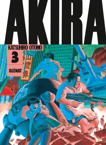 Akira (noir et blanc) - Édition originale - Tome 03