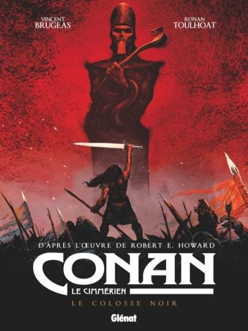 Conan le Cimmérien - Le Colosse noir