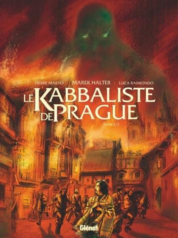 Le Kabbaliste de Prague - Tome 02