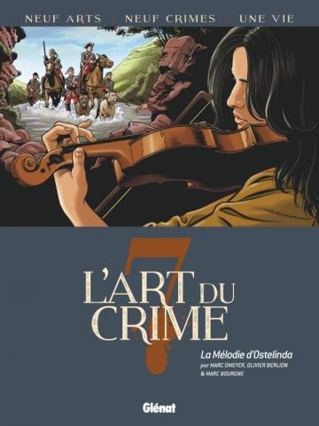 L'Art du Crime - Tome 07