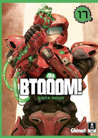 Btooom! - Tome 17