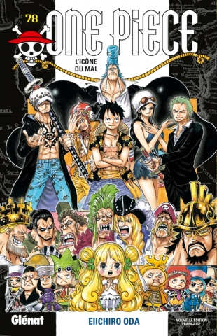 One Piece - Édition originale - Tome 78