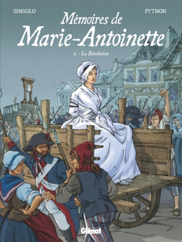 Mémoires de Marie-Antoinette - Tome 02