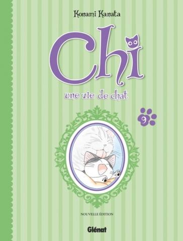 Chi - Une vie de chat (grand format) - Tome 09