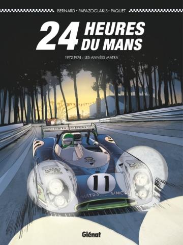 24 Heures du Mans - 1972-1974