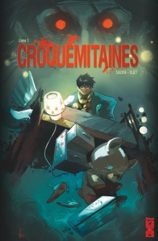 Croquemitaines - Tome 01