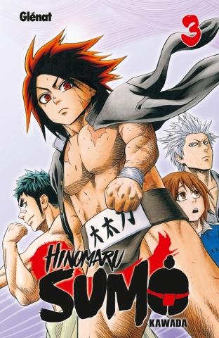 Hinomaru Sumo - Tome 03