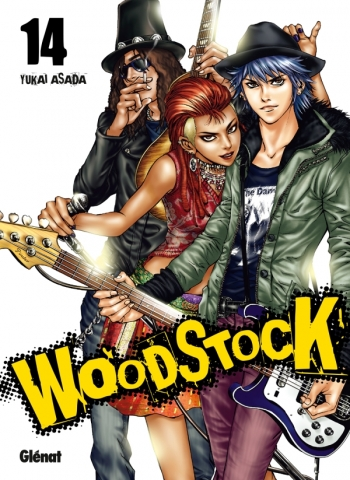 Woodstock - Tome 14