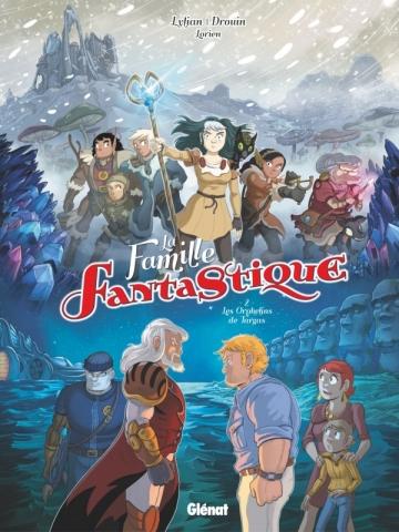 La Famille Fantastique - Tome 02