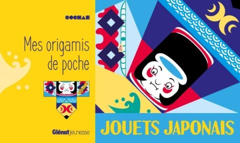 Mes origamis de poche Jouets japonais