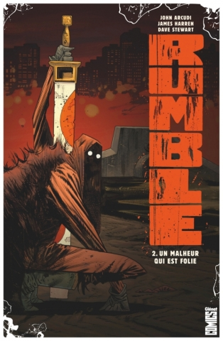 Rumble - Tome 02