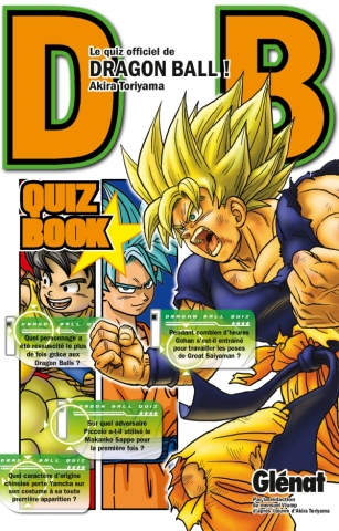 Dragon Ball - Édition originale - Quiz Book - Tome 01