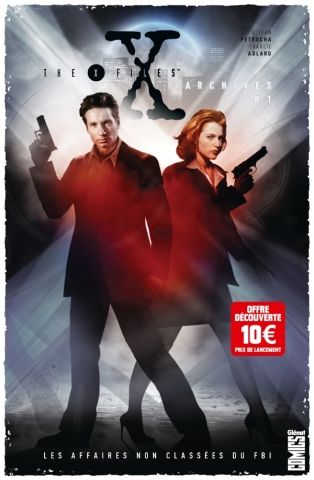 The X-Files Archives - Tome 01