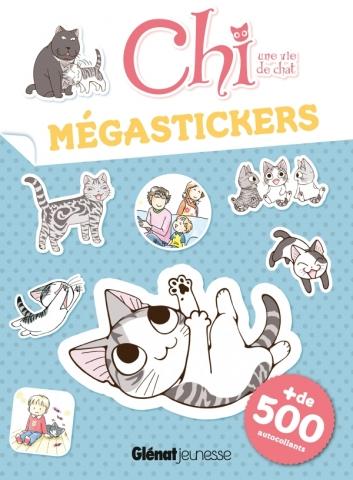 Chi - Activités - Mégastickers