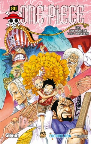 One Piece - Édition originale - Tome 80