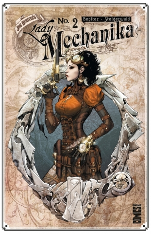 Lady Mechanika - Tome 02