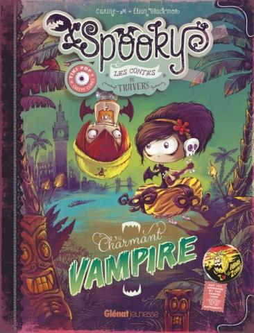 Spooky & les contes de travers - Tome 02