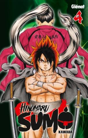 Hinomaru Sumo - Tome 04