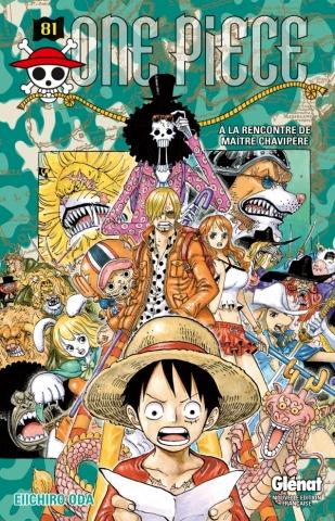 One Piece - Édition originale - Tome 81