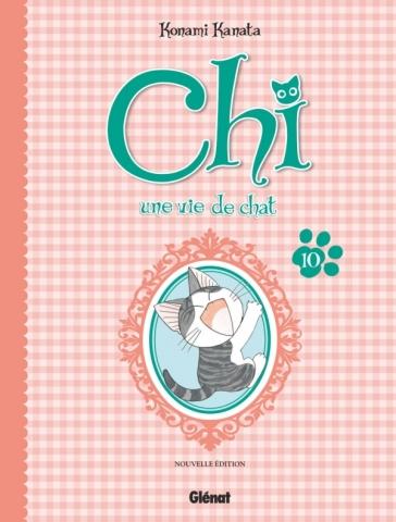Chi - Une vie de chat (grand format) - Tome 10