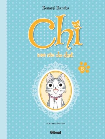 Chi - Une vie de chat (grand format) - Tome 12