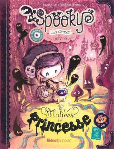 Spooky & les contes de travers - Tome 03